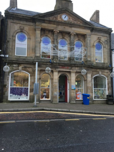 Dalry Library, North Ayrshire