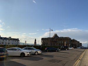 County Buildings, Ayr