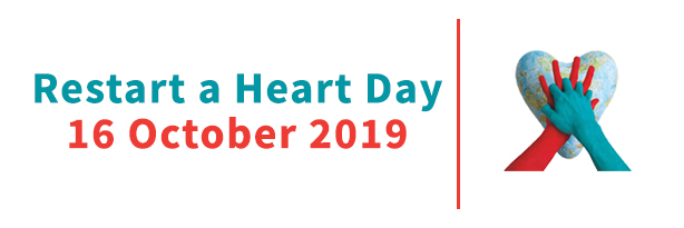 Restart a Heart Day - 16th October 2019