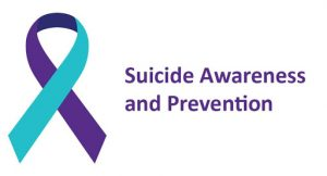 We hope to support Suicide Awareness and Prevention by offering First Aid for Mental Health